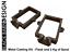 Kit-de-fundicion-de-arena-2-kg-amp-matraz-para-metal-casting-estilo-de-Delft-Oro-Plata-Bronce miniatura 2