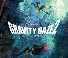 Gravity Daze 2 / O.S - Gravity Daze 2 (Original Soundtrack) [New CD] Japan - I
