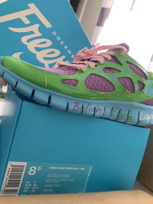 Nike Free Run+ 2 Doernbecher Mackenzie Short 2019 (W) - Size 8.5
