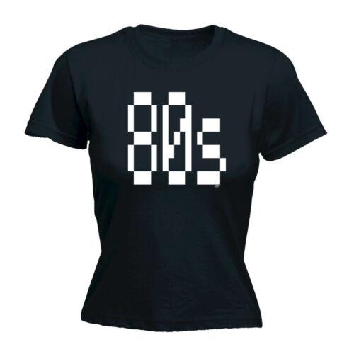 80S Funny Novelty Tops T-Shirt Womens tee TShirt