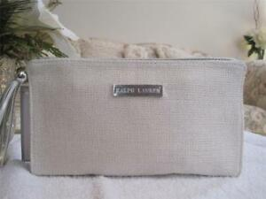 9ad7a585ac0e Image is loading Ralph-Lauren-Romance-Women-Cosmetic-Makeup-Clutch-Purse-