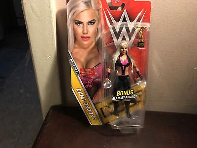WWE Basic Series #68A Dana Brooke Wrestling Action Figure