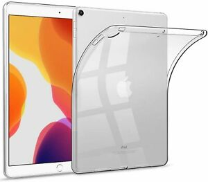 Apple iPad 2019 durchsichtige Tablethülle Schutzcase Cover Etui Transparent Neu
