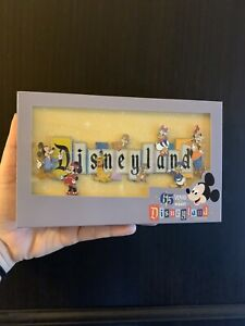 DISNEYLAND-PARK-65th-Anniversary-MARQUEE-BOXED-JUMBO-PIN-LIMITED-Fab-5