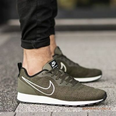 Nike MD Runner 2 Eng Malla Running Zapatos Zapatillas Sneakers | eBay