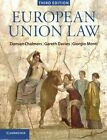 European Union Law: Text and Materials by Giorgio Monti, Gareth Davies, Damian Chalmers (Paperback, 2014)