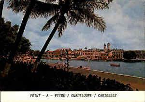 Guadeloupe-Frz-Antillen-Insel-Karibik-POINT-A-PITRE-Caribbees-Caribbean-Island