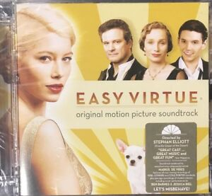 EASY-VIRTUE-SOUNDTRACK-VARIOS-Cd-Nuevo-Precintado