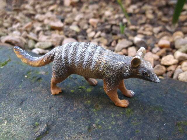 Science and Nature Small plastic Australian animal NUMBAT replica toy figurine