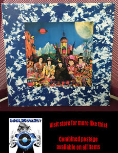 The Rolling Stones – Their Satanic Majesties Request - Japan press (1976)