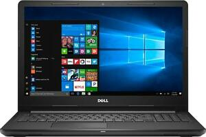 Dell Inspiron 15 6 Laptop Intel Core i3 6GB Memory 1TB Hard Drive