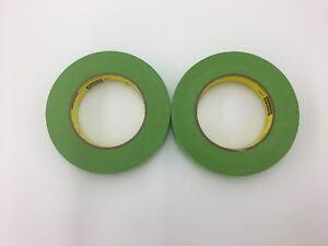 4 ROLLS GREEN FREEZER TAPE 3//4 Inch x 180 Ft