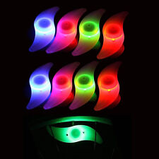 8x Color Set Bike Bicycle LED Lamp Cycling Car Wheel Spoke Tire Wire Tyre Light