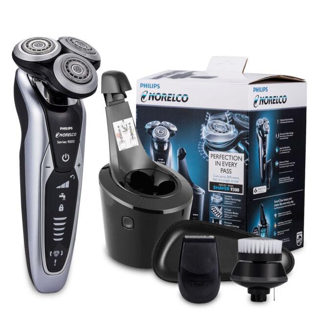 Philips Shaver series 9000 S9311 Rasoir électrique humide et sec SmartClean PLUS