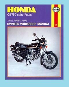 Man131 haynes workshop manual for honda cb cb750 sohc fours 1969 to image is loading man131 haynes workshop manual for honda cb cb750 publicscrutiny Gallery