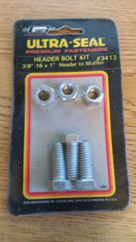 Gasket 3413 Header to Muffler Bolt Kit  3//8-16 in. Mr