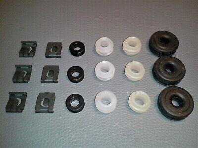 1x sicherungsclip Mercedes a0009941060 a0009942960 w123 w124 w126 w201 w116 w210
