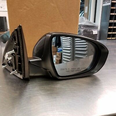 US Made Replacement Door Mirror Glass Driver Side For Kia Sorento 2014-15