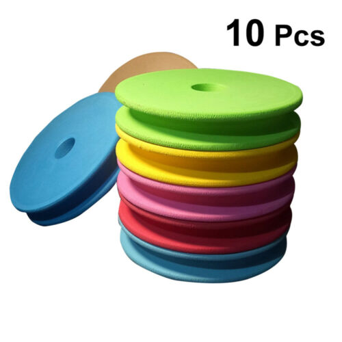 10PCS Foam Line Spool Durable Large Size Fishing Line Spool for Daily Use