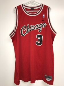 ebc59ba16d9 Tyson Chandler Jersey Nike 2XL XXL Chicago Bulls NBA Basketball Sewn ...