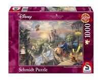 Schmidt Spiele 59475 Jigsaw Puzzle Disney Beauty and the Beast by Thomas Kink...