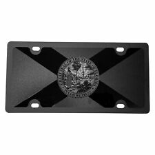 South Carolina Flag Eurosport Daytona Compatible with Stainless Steel License Plate