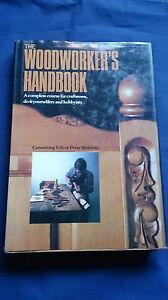 THE-WOODWORKER-039-S-HANDBOOK-A-Complete-Course-Craftsmen-PETER-METCALFE-Woodworking