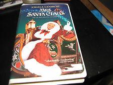 Mrs. Santa Claus-Angela Lansbury-Terrence Mann-Michael Jeter