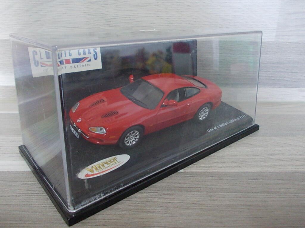Vitesse 1 43 - Jaguar XKR Coupé Coupé Coupé - Phoenix red 1ef923