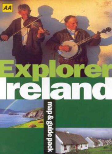 Ireland ,Lindsay Hunt AA Explorer 9780749525835
