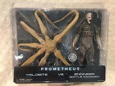 Prometheus  ENGINEER (Battle Damaged) VS TRILOBITE  Figure 2 Pack Exclusive NEW