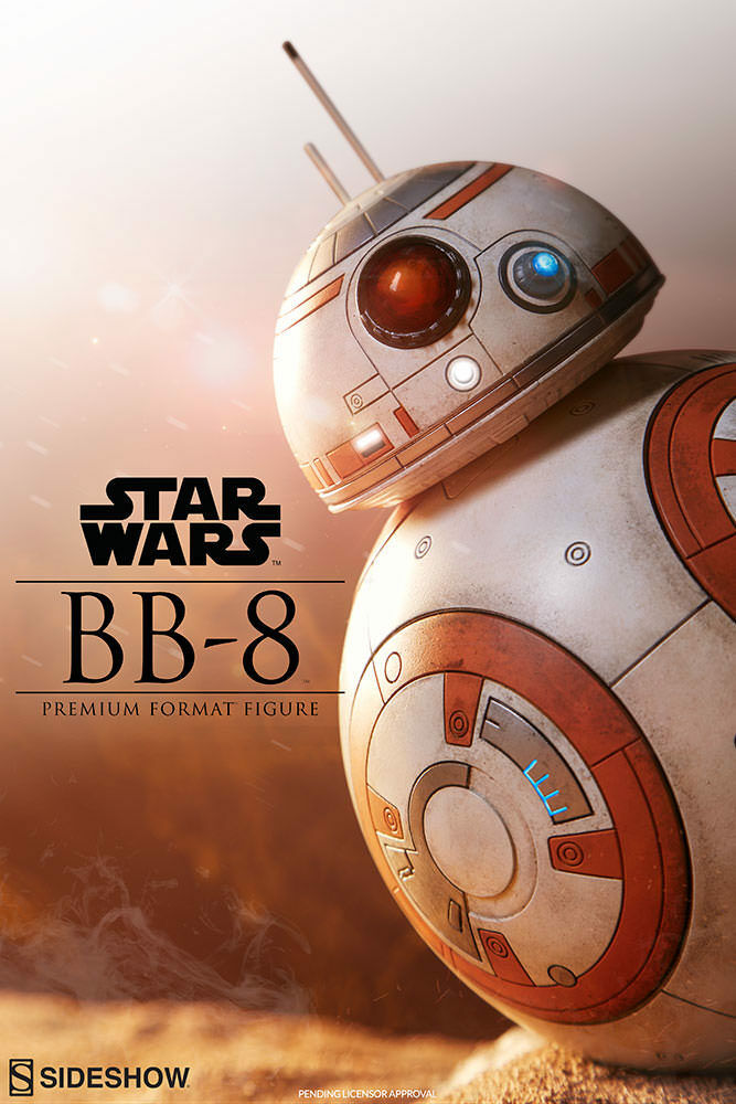 1/4 Star Star 1/4 Wars The Force Awakens BB-8 Premium Format 3004943 Sideshow 89bbbe