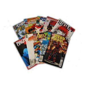 10-Comic-Book-bundle-lot-with-10-Random-Comic-Collection