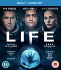 Life Movie 2017 Blu-ray Gyllenhaal Ferguson Reynolds