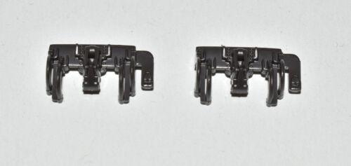Märklin H0 206790 2 Stück Pufferbohlen für VT 628 braungrau NEU in OVP E206790