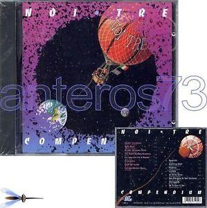 NOI-TRE-034-COMPENDIUM-034-RARO-CD-ITALIAN-PROG-SIGILLATO