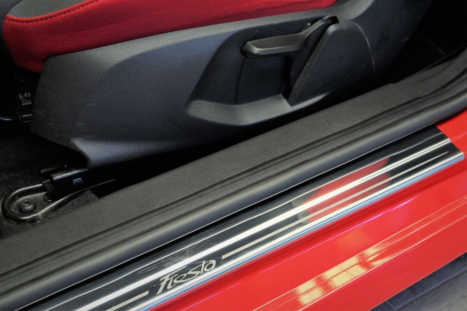 Ford Fiesta 1,0 SCTi 140 Red Edition - billede 14