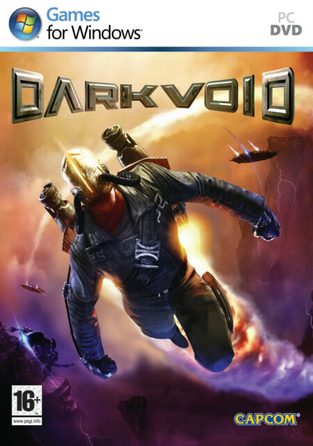 DARK VOID PC CD-ROM NEUF SOUS BLISTER
