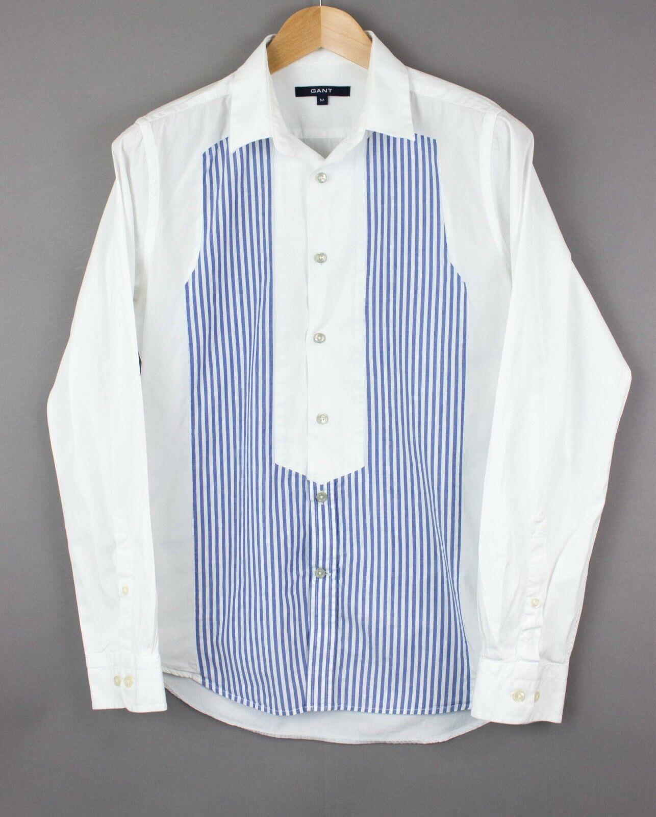 Casual Righe E Uomo Maniche A Da Lunghe Camicia Formale Gant 8POXnwN0k