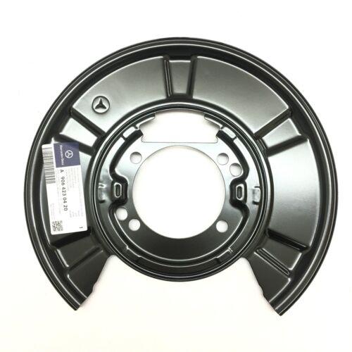 Genuine Mercedes-Benz Rear Axle Disc Back Plate Sprinter 906 3.5ton A9064230420