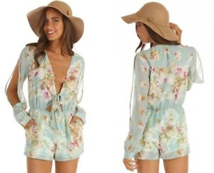 250566e04a Image is loading Lucy-in-the-Sky-Stelly-Playsuit-Size-10-