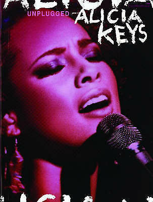 1 of 1 - Keys, Alicia, Alicia Keys Unplugged: (Piano/vocal/guitar) (Pvg), Very Good Book