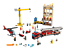 AÑOS LEGO CITY 60216 BRIGADA DE BOMBEROS DEL DISTRITO CENTRO 6