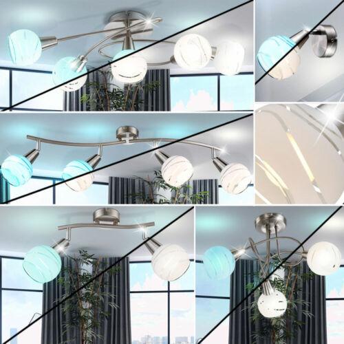 LED Decken Lampe Wand Beleuchtung Spots beweglich Strahler RGB Fernbedienung