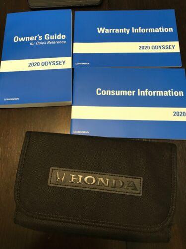 karaoke-jack.jp 2020 Honda Odyssey Owners Manual Vehicle Parts ...