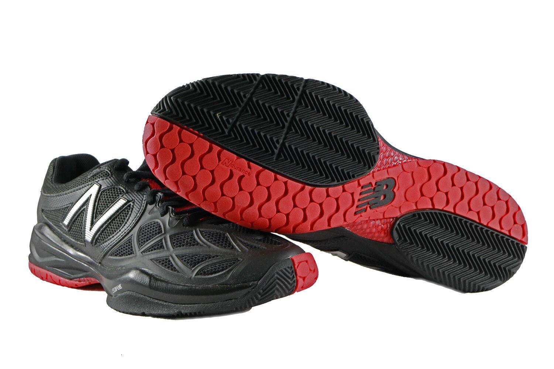 New Balance Mens MC996BB Tennis Minimus Shoes in Black/Red