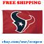 Deluxe-Houston-Texans-Team-Logo-Flag-Banner-3x5-ft-NFL-Football-2019-NEW thumbnail 1