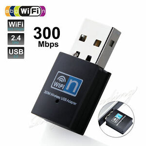 300mbps wifi mini small usb adapter wireless dongle adaptor 80211 image is loading 300mbps wifi mini small usb adapter wireless dongle freerunsca
