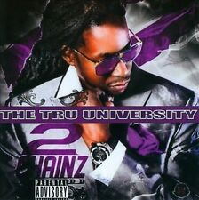 The  Tru University [PA] by 2 Chainz (CD, May-2013, Interstate Capital Corp.)