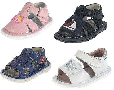 BEPPI infant sandals - baby sandals - leather sandals -white sandals - anatomic